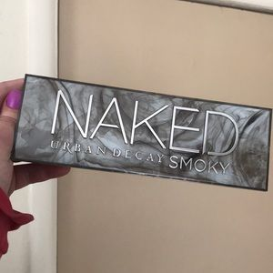Naked Smoky w/out brush